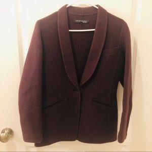 Anne Klein sweater blazer